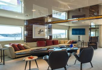 Superyacht SERENITY Open For Maldives Charters This Winter photo 3