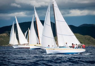 Chase the race: why you have to charter at The Antigua Classic Yacht Regatta photo 7
