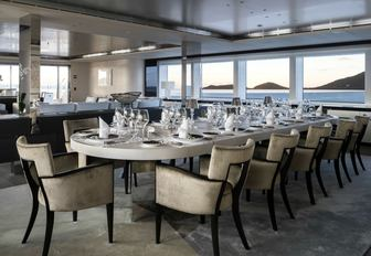 5 Top Superyachts Available For Charter At The America's Cup 2017 photo 17