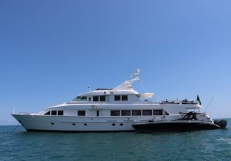 Too Shallow Yacht Charter in Freeport