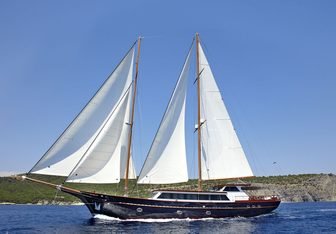 Iraklis L yacht charter Onar Sail Yacht