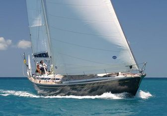 Margaux yacht charter Nautor's Swan Sail Yacht