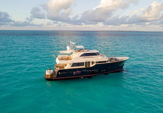 Nomada Yacht Charter in Mexico