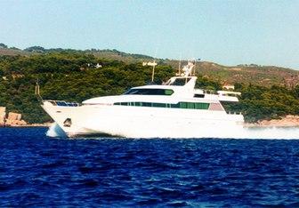 My Way yacht charter CNL - Cantieri Navali Lavagna Motor Yacht