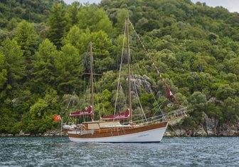 Laila Deniz Yacht Charter in Turkey