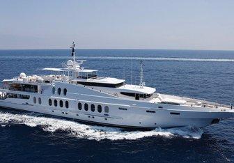 Oceana yacht charter Oceanfast Motor Yacht