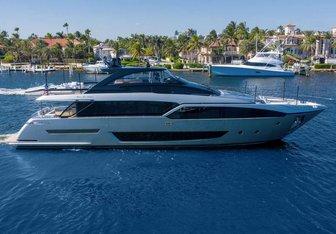 Hanna Yacht Charter in Miami