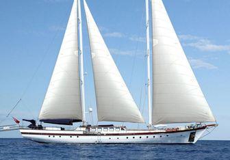 Nautilus yacht charter Nord Winds Sail Yacht