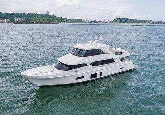 Summer Breeze yacht charter  Motor Yacht