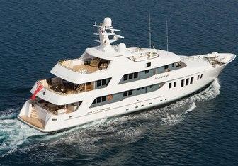 My Little Violet yacht charter Abeking & Rasmussen Motor Yacht