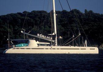 Dream Maldives yacht charter Nautitech Motor/Sailer Yacht
