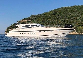 Goldfinger Yacht Charter in Mljet