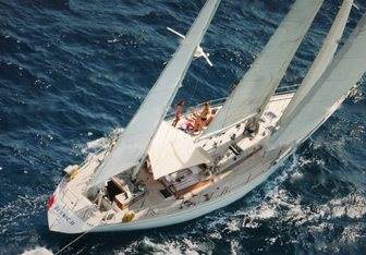 Bernic II yacht charter CNB Sail Yacht