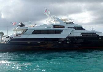 Summer Splendor yacht charter Broward Motor Yacht