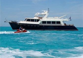 Alexandra Bear yacht charter Marlow Motor Yacht