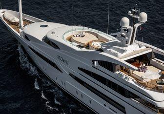 St David Yacht Charter in Spain