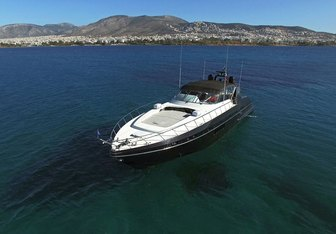 Turn On yacht charter Overmarine Motor Yacht