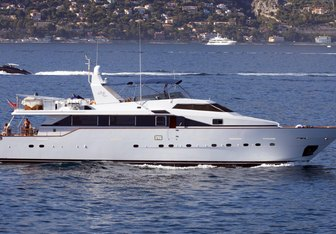 Moonraker II yacht charter Azimut Motor Yacht