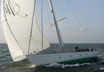 Atao yacht charter JFA Chantier Naval Sail Yacht
