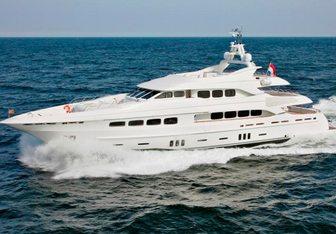 Latitude yacht charter Acico Motor Yacht