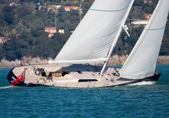 Inti Cube Yacht Charter in St Tropez