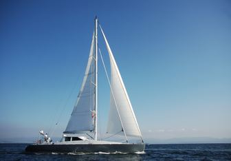 Rosinante yacht charter Nereids Yachts Sail Yacht