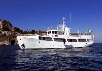Buena Chica yacht charter Nakskov Motor Yacht