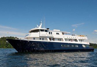 Safari Explorer Yacht Charter in Alaska