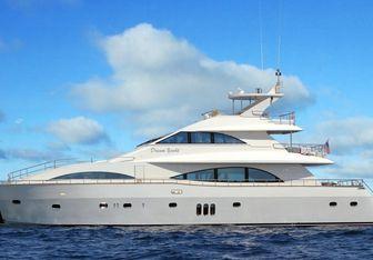 Dream Yacht yacht charter Shama Yachts Motor Yacht