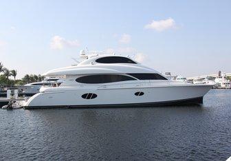 Pastaio yacht charter Lazzara Motor Yacht