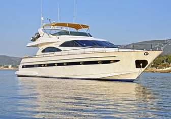 CAP TIME yacht charter Astondoa Motor Yacht