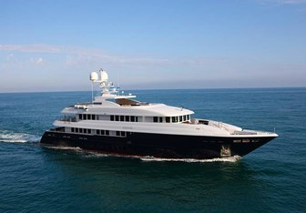 Zaliv III yacht charter Mondo Marine Motor Yacht