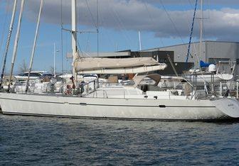 Fani yacht charter Garcia Sail Yacht