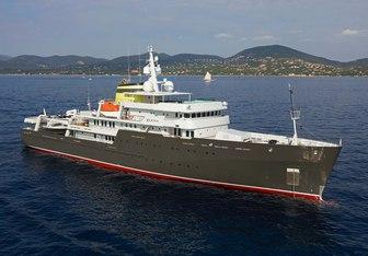 Yersin Yacht Charter in Mediterranean