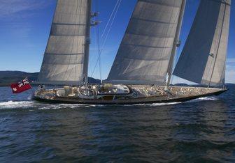 Asolare yacht charter Hodgdon Yachts Sail Yacht