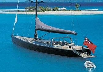 Wally B charter yacht interior designed by Claudio Lazzarini,Carl Pickering & Wally