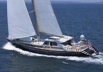 Manutara yacht charter VALDETTARO Sail Yacht