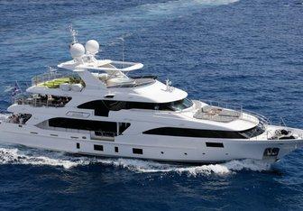 Edesia yacht charter Benetti Motor Yacht