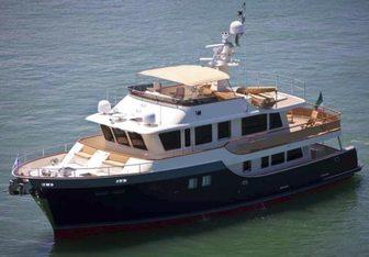 Sapucai yacht charter President Motor Yacht