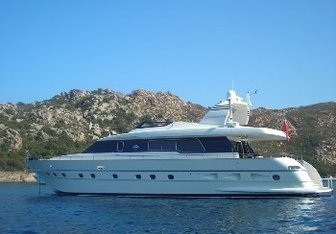 Whitehaven yacht charter Canados Motor Yacht