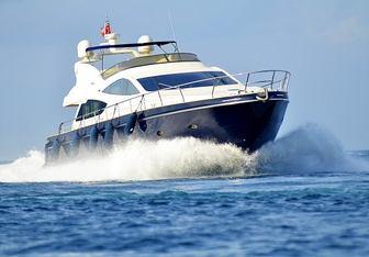 Sakura Yacht Charter in Turkey