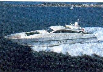 Moon Glider Yacht Charter in St Tropez