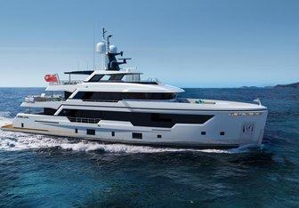 Emocean yacht charter Rosetti Superyachts Motor Yacht