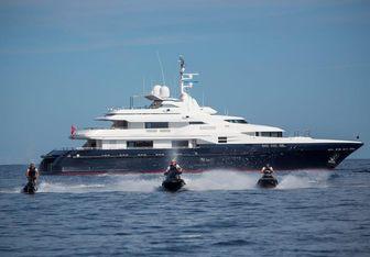 Alaska of George Town Yacht Charter in Sardinia