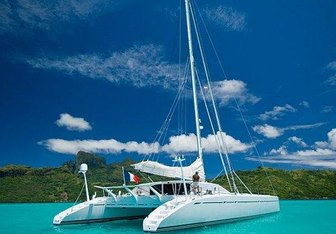 Magic Cat yacht charter Chantier Multiplast Sail Yacht
