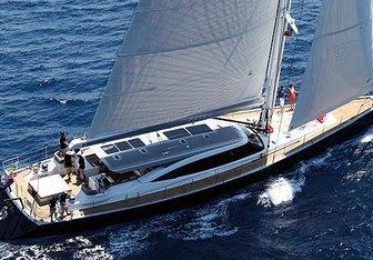 Patea yacht charter Alia Yacht Sail Yacht