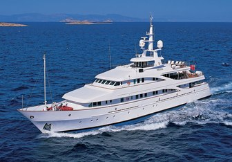 Lou Spirit Yacht Charter in Spain