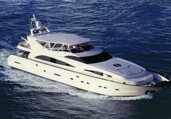 Virginia Mia Yacht Charter in South of France