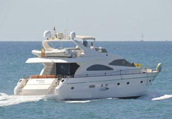 Dolce Vita yacht charter Astondoa Motor Yacht