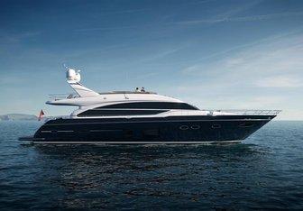 Miltiades yacht charter Princess Motor Yacht